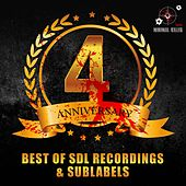 4 Anniversary Best Of SDL Recordings & Sublabels - EP by Various Artists