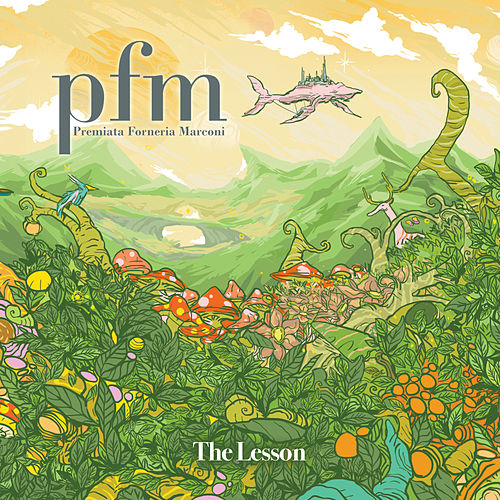 The Lesson by Premiata Forneria Marconi