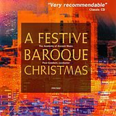 A Festive Baroque Christmas by Various Artists