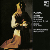 Poulenc: Sacred Music for Unaccompanied Mixed Chorus by Various Artists