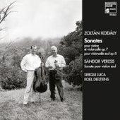 Kodaly & Veress: Violin & Cello Sonatas by Various Artists