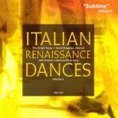 Italian Renaissance Dances Vol. 1 by Various Artists