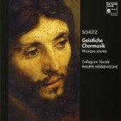 Schütz: Geistliche Chormusik by Various Artists