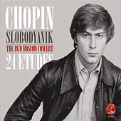 Chopin 24 Etudes (The 1970 Moscow Concert) by Various Artists