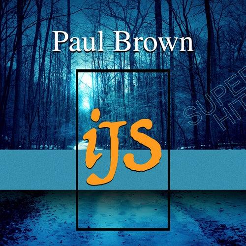 Ijs by Paul Brown