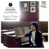 Crystal Award: Fourteenth Van Cliburn International Piano Competition by Sean Chen