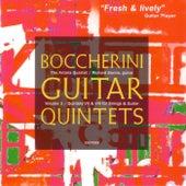 Boccherini: Guitar Quintets Nos. 7 & 8 - Giuliani: Gran quintetto by Richard Savino and The Artaria Quartet