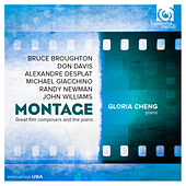 Montage: Great film composers and the piano von Gloria Cheng