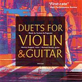 Giuliani & Paganini: Duets for Violin and Guitar by Monica Huggett