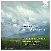 Brahms: Quintets Op.34 & Op.115 by Various Artists