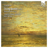 Schubert: String Quintet D.956, Quartettsatz D.703 by Various Artists