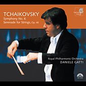 Tchaikovsky: Symphony No. 6, Serenade for Strings by Royal Philharmonic Orchestra and Daniele Gatti