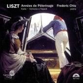 Liszt: Années de pèlerinage - Italy by Frederic Chiu