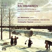 Rachmaninov: Piano Concerto No. 3 - Rhapsody on a Theme of Paganini by Various Artists