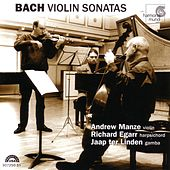 J.S. Bach: Violin Sonatas by Various Artists