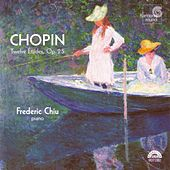 Chopin: Twelve Études, Op. 25 by Frederic Chiu