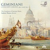 Geminiani: Concerti grossi (after Corelli, Op.5) by Various Artists