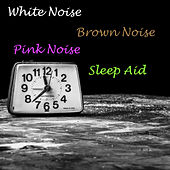 15 Loopable Pink Noise, White Noise and Brown Noise Tracks, Natural Sounds for Sleep Problems, Background Sleep Aid by Pink Noise (1)
