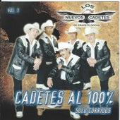 Play & Download Cadetes Al 100%, Vol. 1: Solo Corridos by Los Nuevos Cadetes De... | Napster