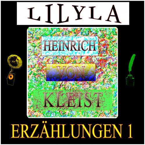 Erzählungen 1 (Das Bettelweib von Locarno, Über die allmähliche Verfertigung der Gedanken beim Reden.) von Friedrich Frieden