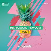 Deeplomatic Flavours, Vol. 1 - EP by Various Artists