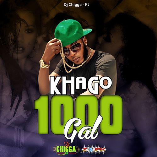 1000 Gal - Single by Khago