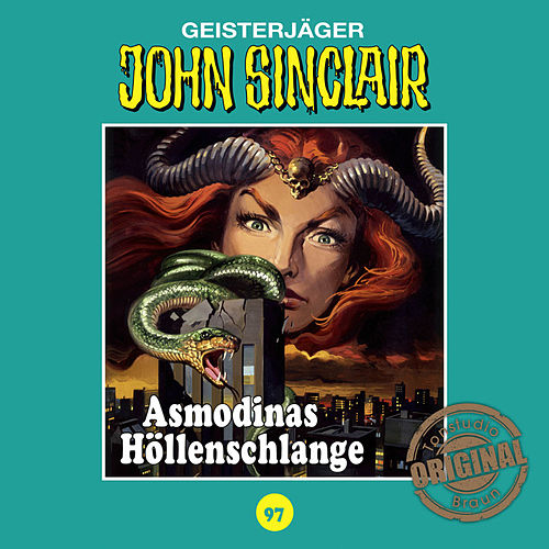 Tonstudio Braun, Folge 97: Asmodinas Höllenschlange von John Sinclair