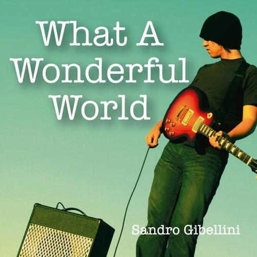What A Wonderful World by Sandro Gibellini Trio Sandro Gibellini