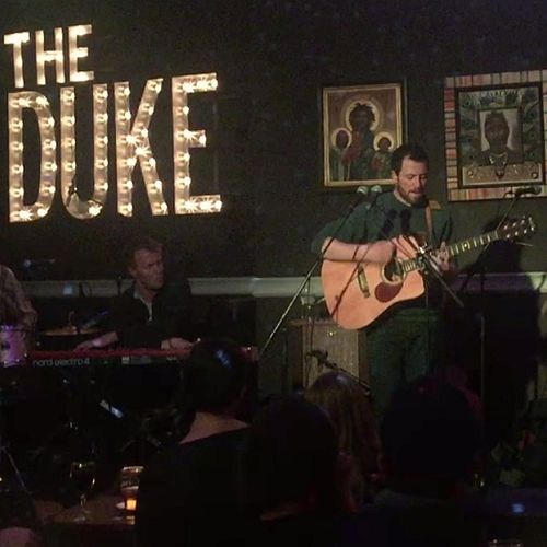 Anywhere Anytime Soon (Live At The Duke) by Michael Baker