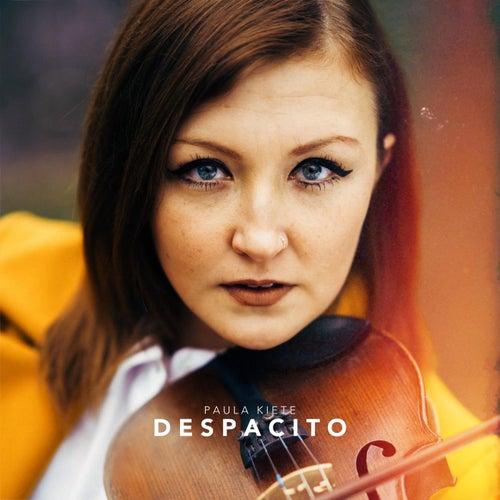 Despacito (Violin Instrumental) de Paula Kiete
