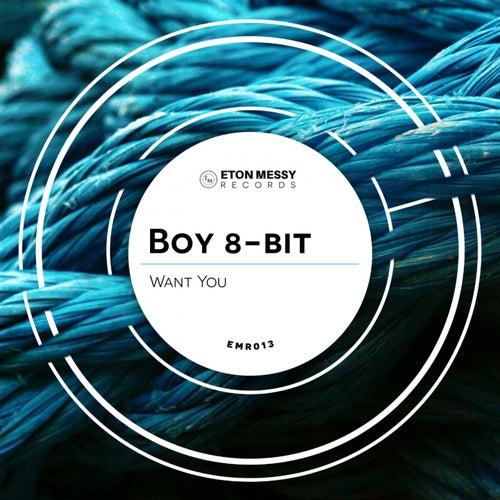 Want You by Boy 8-Bit