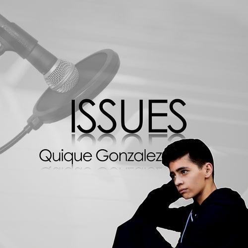Issues (Spanish/English version) de Quique Gonzalez