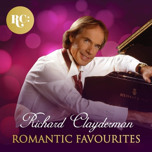 Romantic Favourites by Richard Clayderman