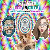 Cat Is Cute (feat. Anna Belle) by Zayed Hassan