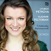 Tchaikovsky and Rachmaninoff: Songs by Vladimir Feltsman