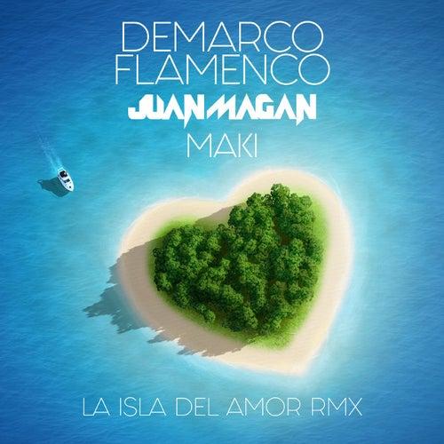 La isla del amor (RMX) de Maki