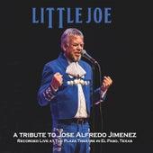 A Tribute to Jose Alfredo Jimenez (Live) by Little Joe And La Familia