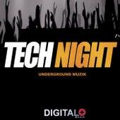 Tech Night Underground Muzik - EP by Various Artists