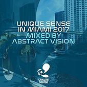 Unique Sense In Miami 2017 (Mixed by Abstract Vision) - EP by Various Artists