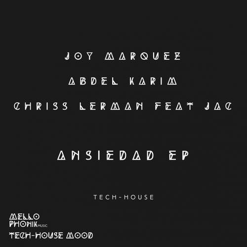 Ansiedad EP (feat. Jac) - Single by Joy Marquez