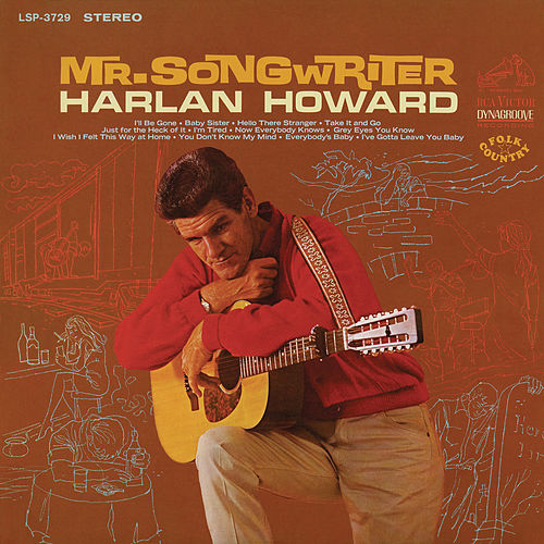 Mr. Songwriter by Harlan Howard