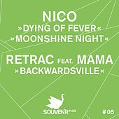 Dying Of Fever / Backwardsville - Single by Various Artists