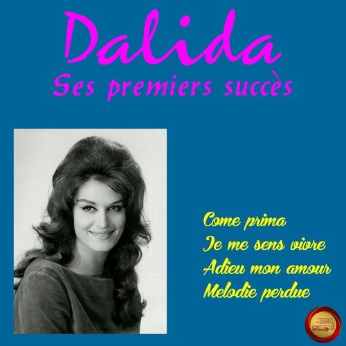 Premiers succès de Dalida