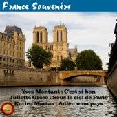 France Souvenirs von Various Artists