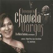 Homenaje a Chavela Vargas by Eva María Santana