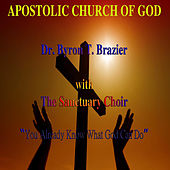 You Already Know What God Can Do by Dr. Byron T. Brazier