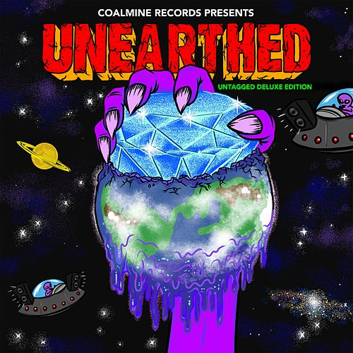 Coalmine Records Presents: Unearthed (Untagged Version) by Various Artists