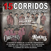 15 Corridos y Rancheras by Various Artists