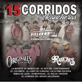 15 Corridos y Rancheras by Various Artists