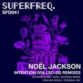 Intention (Via Lsd-25) Remixes by Noel Jackson